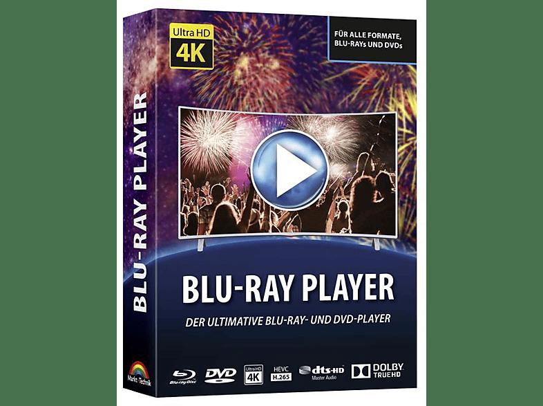 Blu-ray Player 4K - Software!