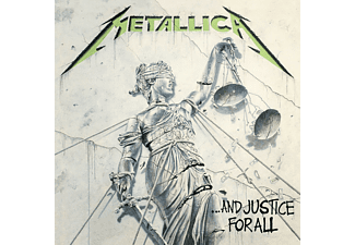 Metallica - ...And Justice For All (Remastered) - (Vinyl)