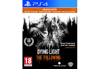 Dying Light - The Following (Enhanced Edition) | PlayStation 4