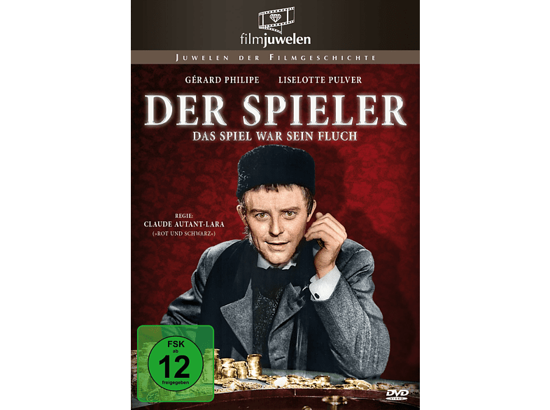 Der Spieler - Das Spiel war sein Fluch [DVD]