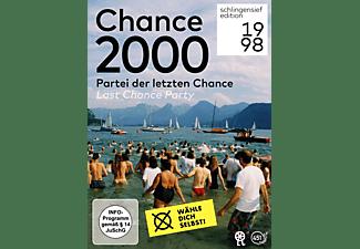 Chance 2000 - Partei der letzten Chance DVD