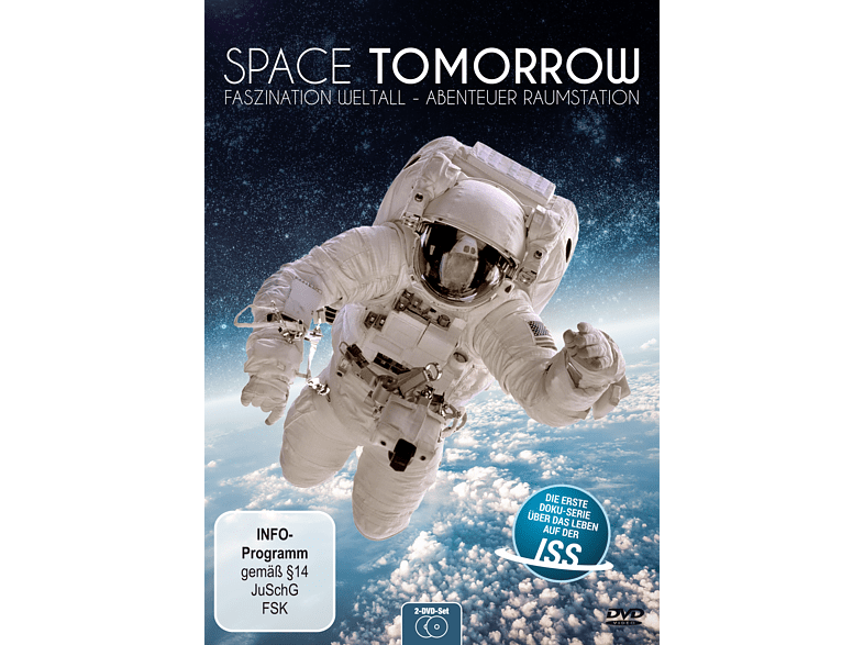 Space Tomorrow: Faszination Weltall [DVD]