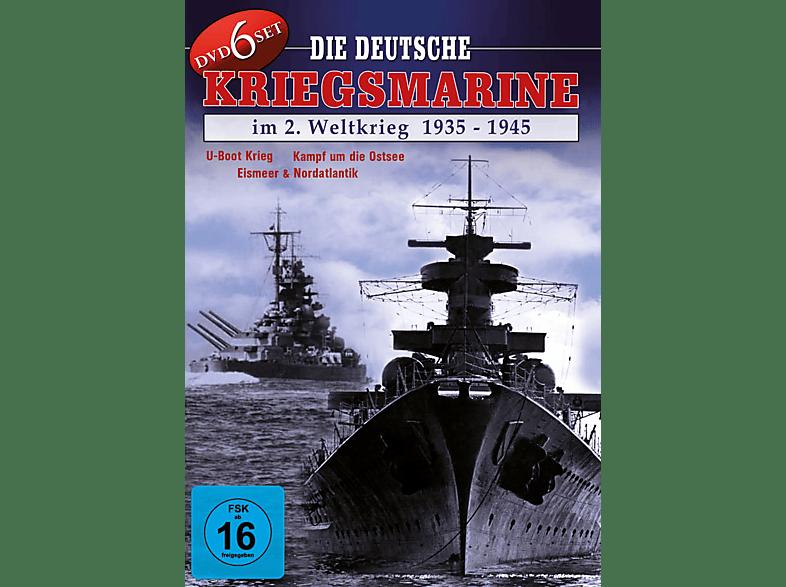 Die Deutsche Kriegsmarine im 2. Weltkrieg 1935 - 1945 [DVD]