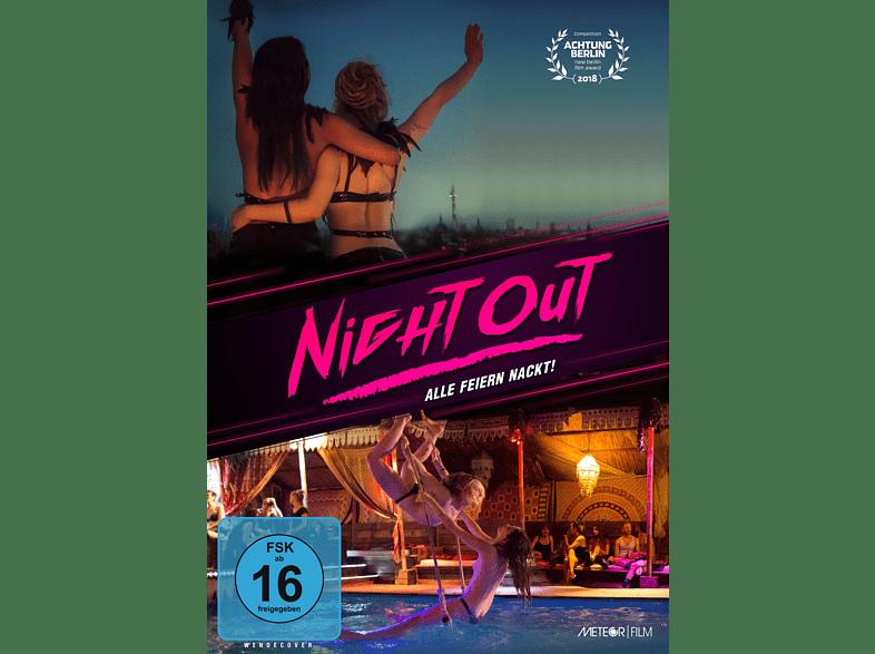 Night Out - Alle feiern nackt! [DVD]