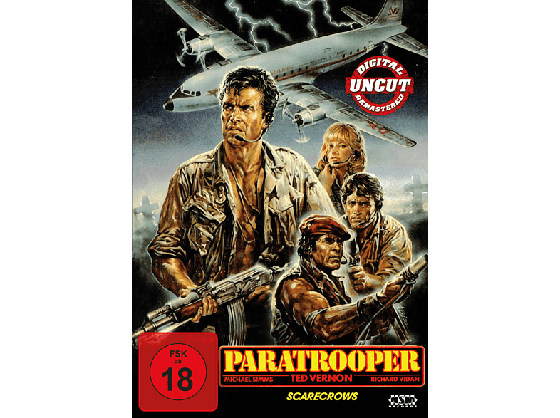 Paratrooper - Scarecrows [DVD]