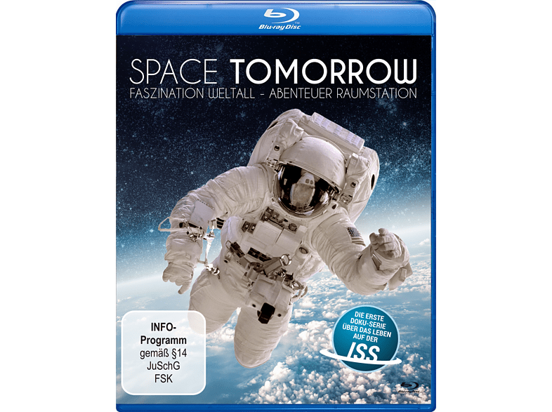 Space Tomorrow: Faszination Weltall [Blu-ray]