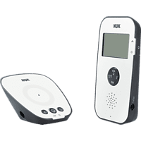 NUK Eco Control Audio Display 530D+ Babyphone