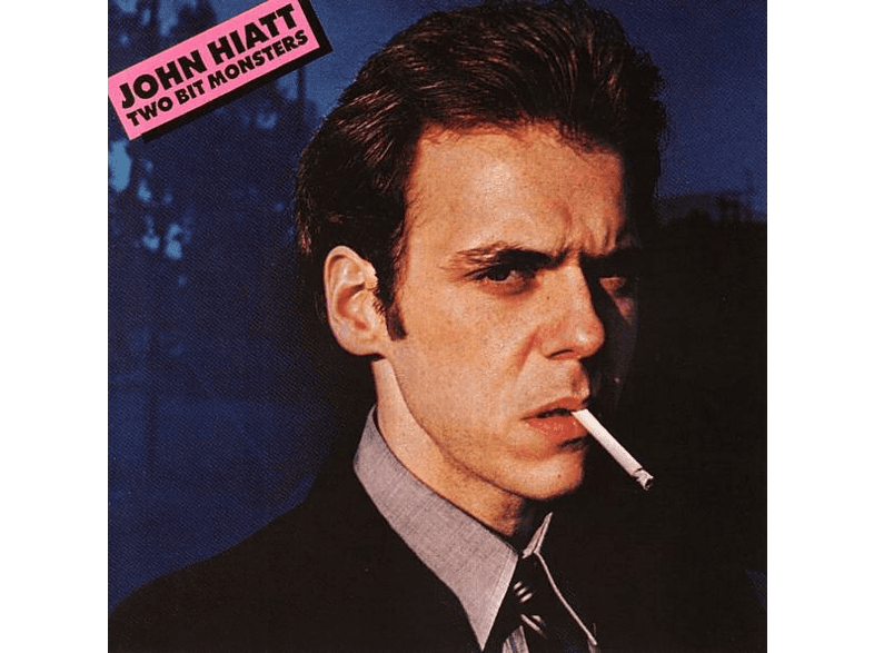 John Hiatt - Two Bit Monsters [CD]