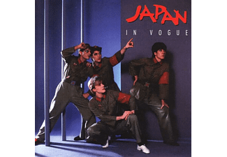 Japan - IN VOGUE  - (CD)
