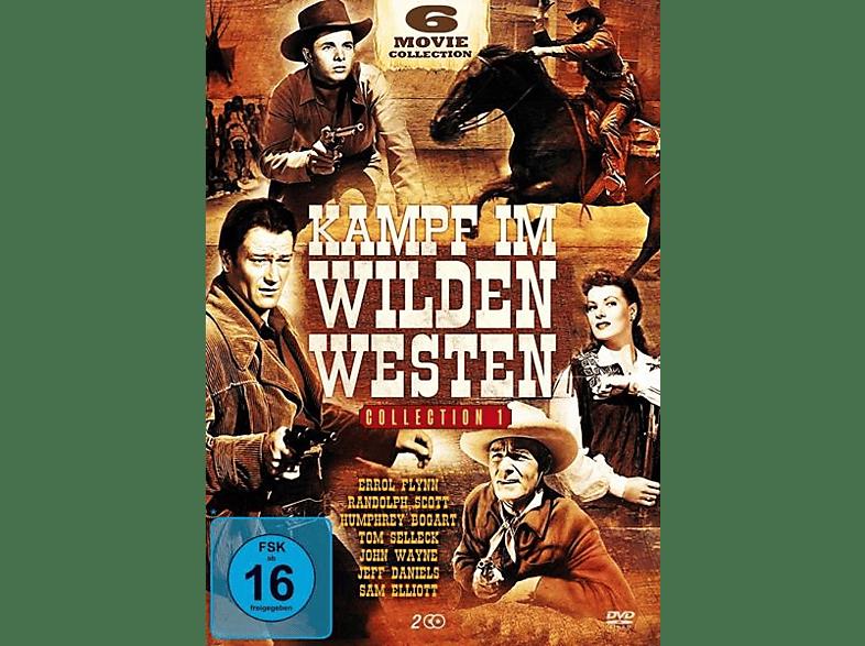 Kampf im wilden Westen - Collection 1 [DVD]