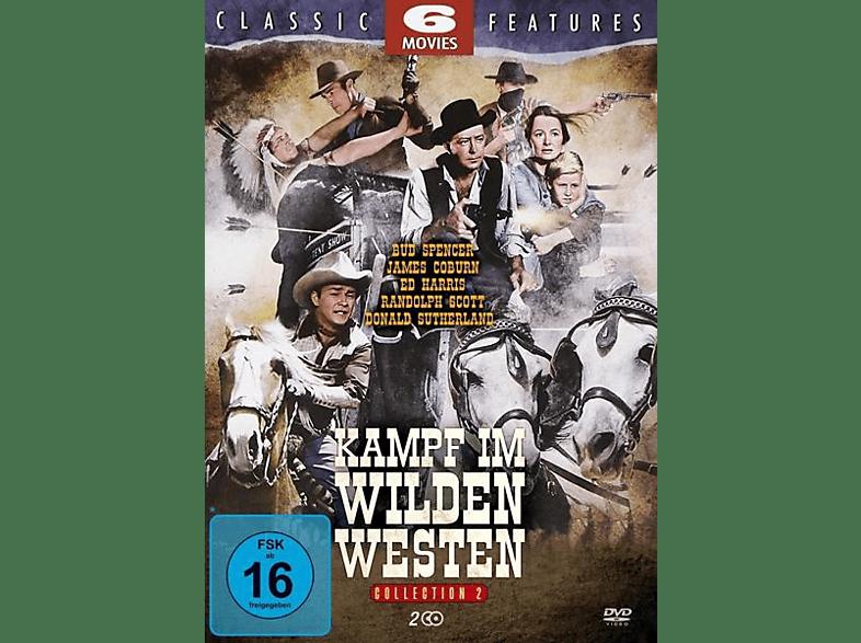 Kampf im wilden Westen - Collection 2 [DVD]