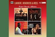 Lambert, Hendricks & Ross - FOUR CLASSIC ALBUMS [CD]