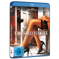 Dressed To Kill (Blu-ray) [Blu-ray]