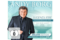 Andy Borg - JUGENDLIEBE - UNVERGESSENE SCHLAGER [CD + DVD Video]