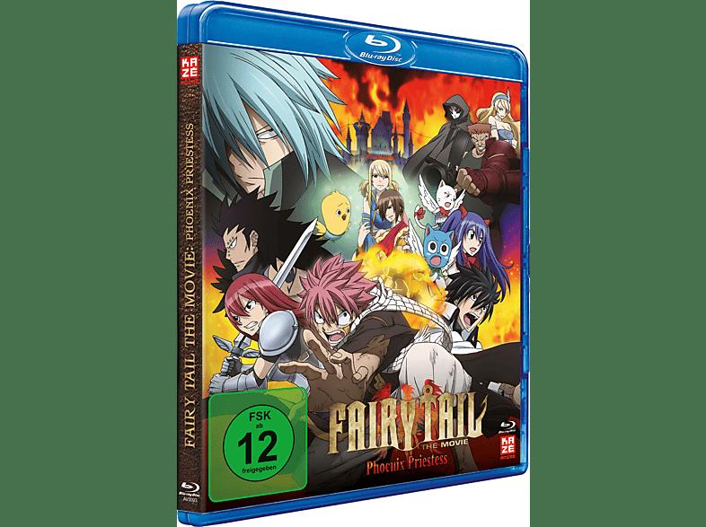 Fairy Tail – The Movie: Phoenix Priestess [Blu-ray]
