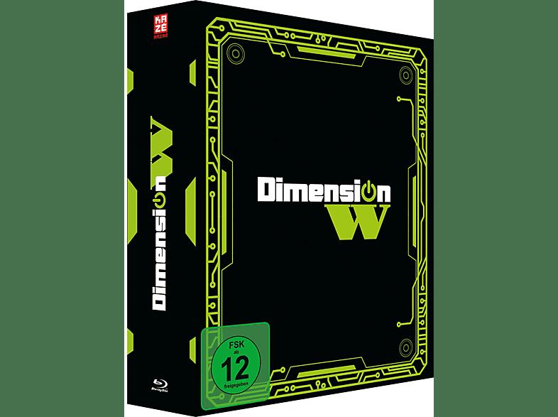 Dimension W - Vol. 1 [Blu-ray]