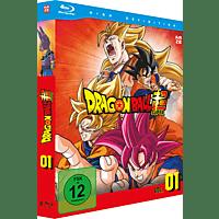 Dragonball Super - 1. Arc: Kampf der Götter Blu-ray