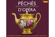 Alessandro Denabian, Lucia Cirillo, Francesca Bacchetta - PECHES D'OPERA [CD]