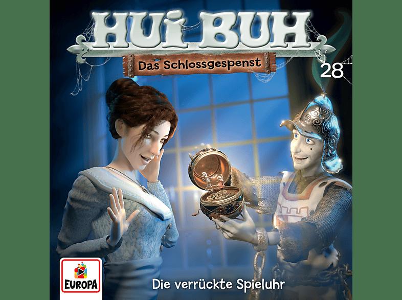 Hui Buh Neue Welt - HUI BUH neue Welt - 028 / Die verrückte Spieluhr - (CD)