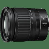 NIKON NIKKOR Z 24 mm - 70 mm 1:4 (Objektiv für Nikon Z-Mount, Schwarz)