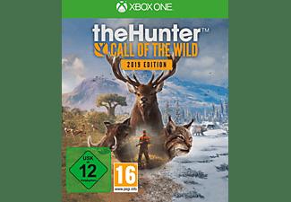 The Hunter Call Of The Wild Edition 2019 Xbox One Mediamarkt