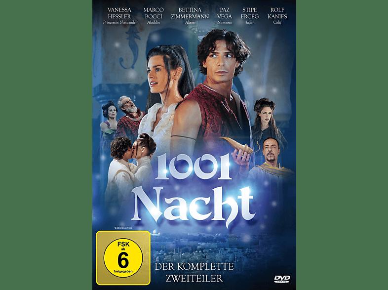 1001 Nacht - Der komplette Zweiteiler [DVD]