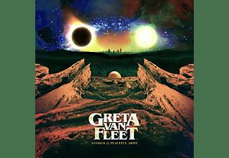 Greta Van Fleet - Anthem of the Peaceful Army  - (CD)