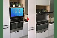 WEMOOVE WM-MWOBFKAT220 Kücheneinbau-TV (Flat, 21.5 Zoll/54 cm, Full-HD, Android TV)