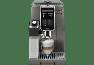 DELONGHI Dinamica Plus ECAM 376.95.T Kaffeevollautomat Titanium