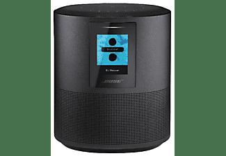 Altavoz inalámbrico - Bose Home Speaker 500, WiFi, Bluetooth, Pantalla LCD, Alexa, Negro