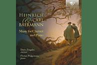 Florian  Podgoreanu, Dario Zingales - MUSIC FOR CLARINET AND PIANO [CD]