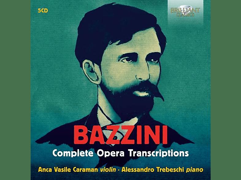 Vasile,Anca/Trebeschi,Alessandro - COMPLETE OPERA TRANSCRIPTIONS [CD]
