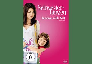 Schwesterherzen - Ramonas wilde Welt DVD