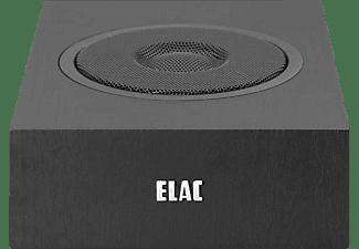 ELAC Debut A4.2 Regallautsprecher, Schwarz)