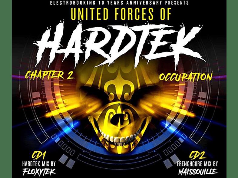 VARIOUS - United Forces Of Hardtek 02-Occupation [CD]