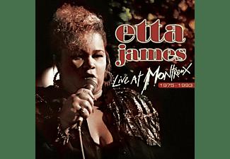James Etta - Live At Montreucx 93 (Limited Vinyl Edition)  - (LP + Bonus-CD)