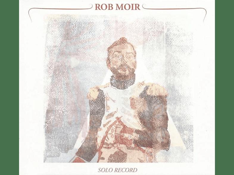 Rob Moir - Solo Record [CD]