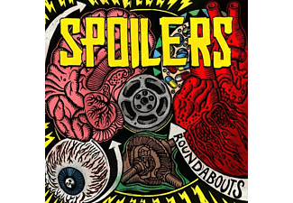 The Spoilers - Roundabouts (Red Black Splatter) - (Vinyl)
