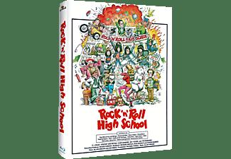 ROCK N ROLL HIGH SCHOOL (MEDIABOOK) Blu-ray