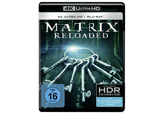 Matrix Reloaded - (4K Ultra HD Blu-ray + Blu-ray)