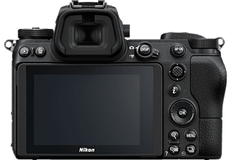 NIKON Z6 Gehäuse Systemkamera, 8 cm Display Touchscreen, WLAN