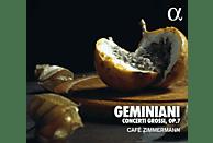 Cafe Zimmermann - Concerti Grossi, op.7 [CD]