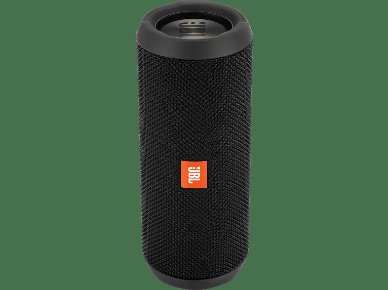 JBL Flip 3 Stealth Bluetooth Lautsprecher, Schwarz, Wasserfest