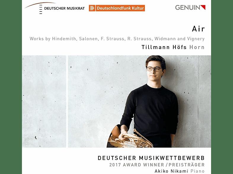 Tillmann Hofs, Akiko Nikami - Air [CD]