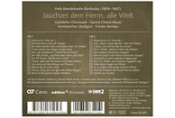 Kammerchor Stuttgart - SACRED CHORAL MUSIC [CD]