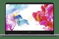 HUAWEI Matebook D, Notebook mit 14 Zoll Display, Ryzen™ 5 Prozessor, 8 GB RAM, 256 GB SSD, Radeon™ Vega 8, Grau