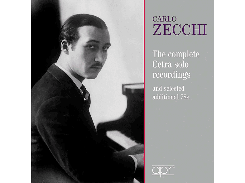 Carlo Zecchi - The Complete Cetra Recordings 1937-1942/+ [CD]