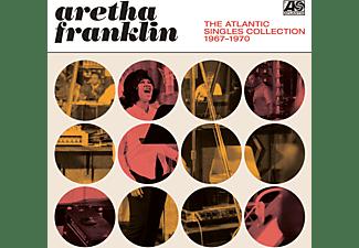 Aretha Franklin - Atlantic Singles Collection CD