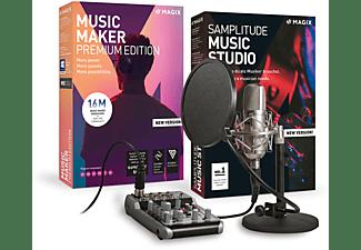 MAGIX Music Maker Studio Edition - [PC]