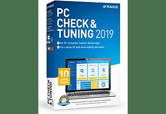 MAGIX PC Check & Tuning 2019 - [PC]